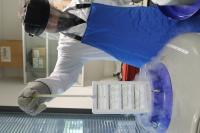 Cryopreservation with Kew Scientist Dani Ballesteros