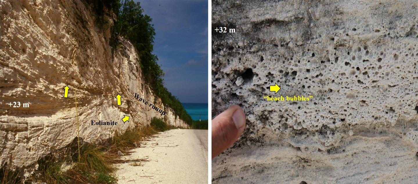 Geologic Evidence Is the Forerunner of Ominous Prospects for a Warming Earth