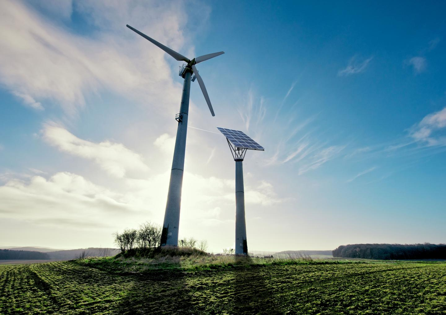 Energy System 2050 is an initiative of the research field Energy of the Helmholtz Association.