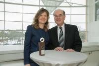 Adrian Raftery & Hana Sevcikova