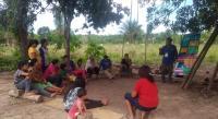 Tsimane Community Meeting on COVID-19