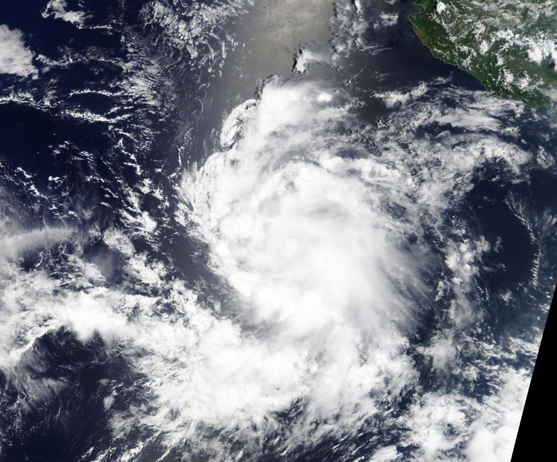 Satellite Image of Greg