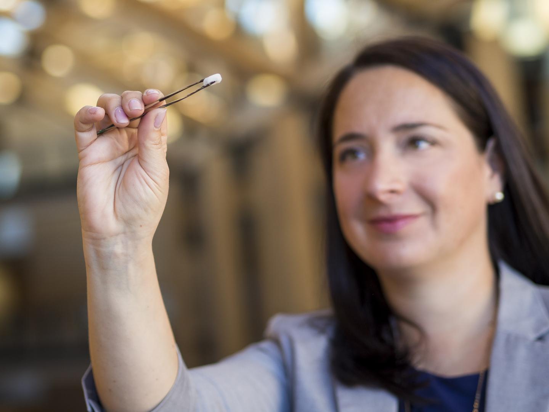 Emily Cranston, University of British Columbia