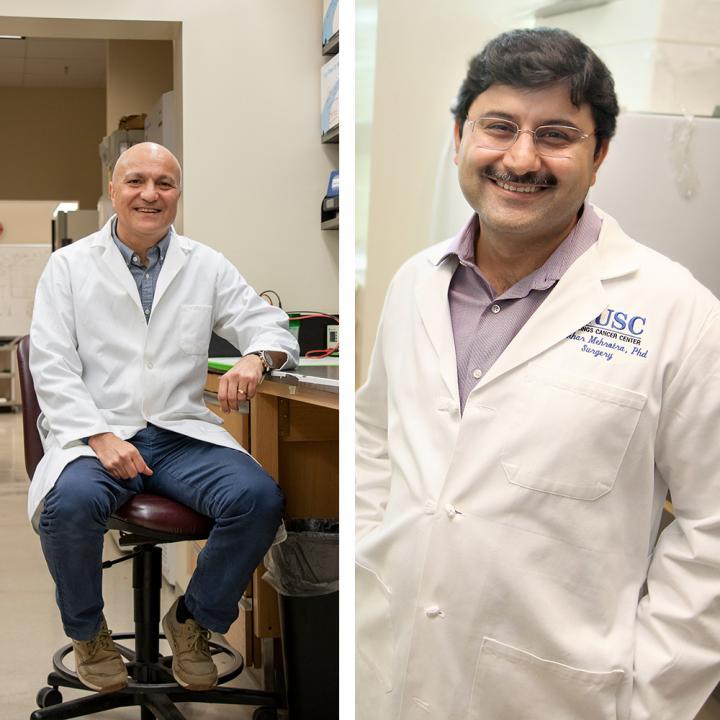 Dr. Besim Ogretmen and Dr. Shikar Mehrotra