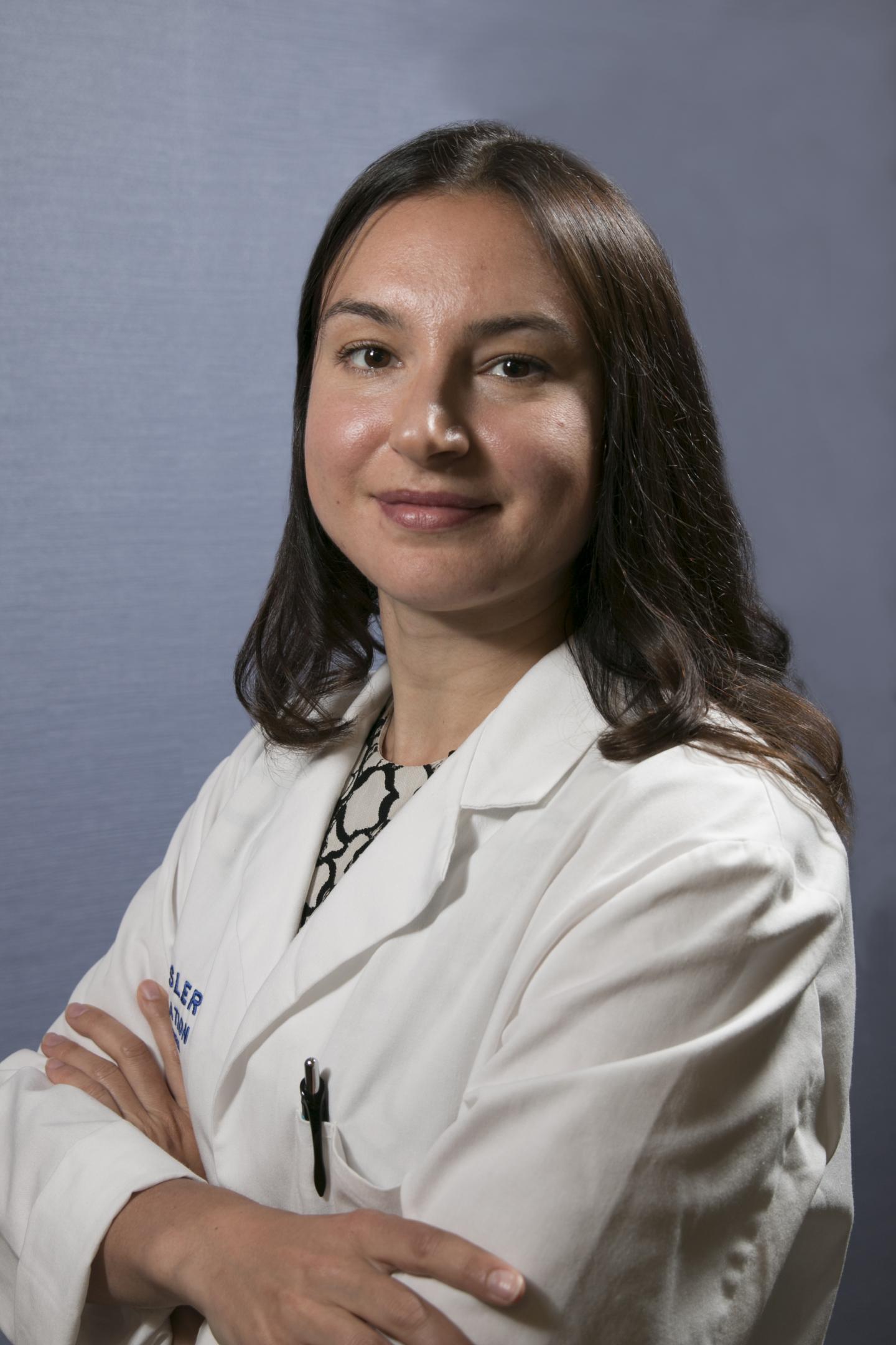 Olga Boukrina, PhD, Kessler Foundation
