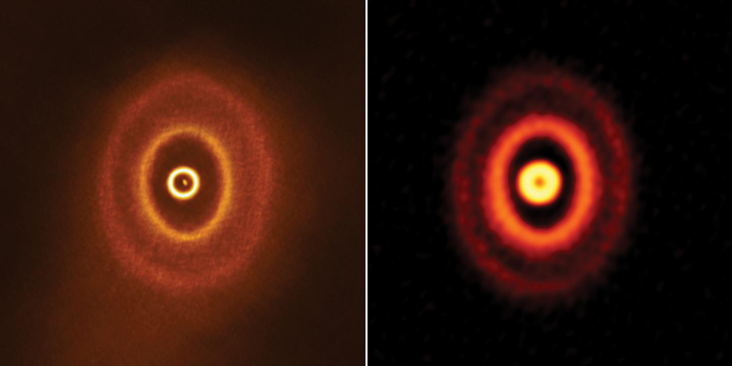 ALMA images without labels