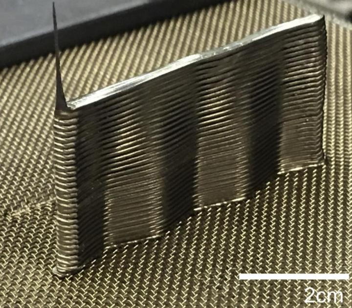 At Last, a Simple 3D Printer for Metal