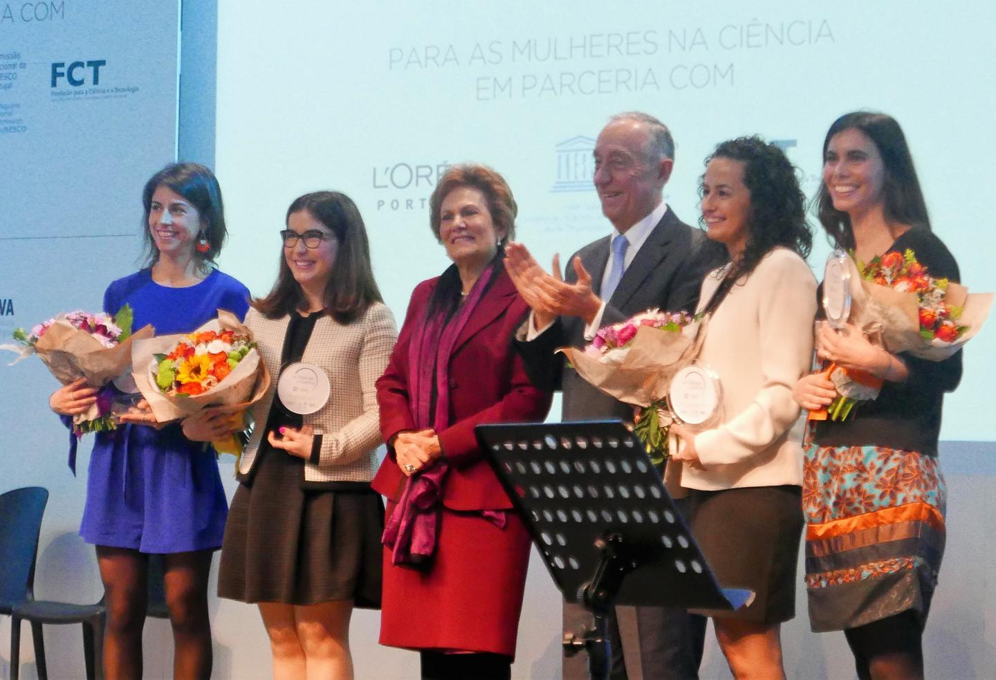 L'Oréal Portugal Medal for Women in Science