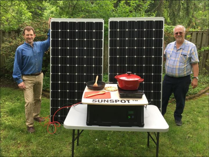 Solar-Powered Home Cooking System Wins 2nd Elsevier-ISES Renewable Transformation Challenge