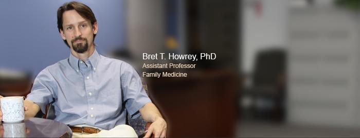 Bret Howrey, University of Texas Medical Branch at Galveston