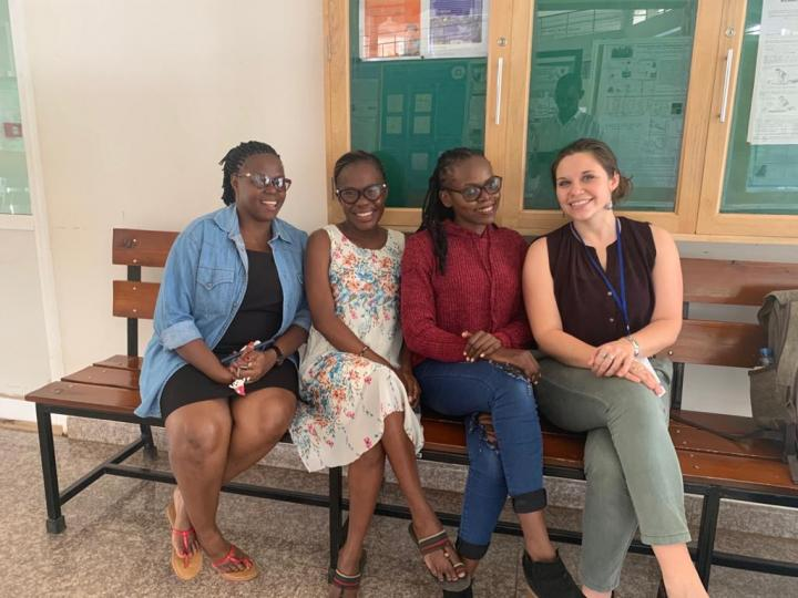 Women Supporting Women in STEM