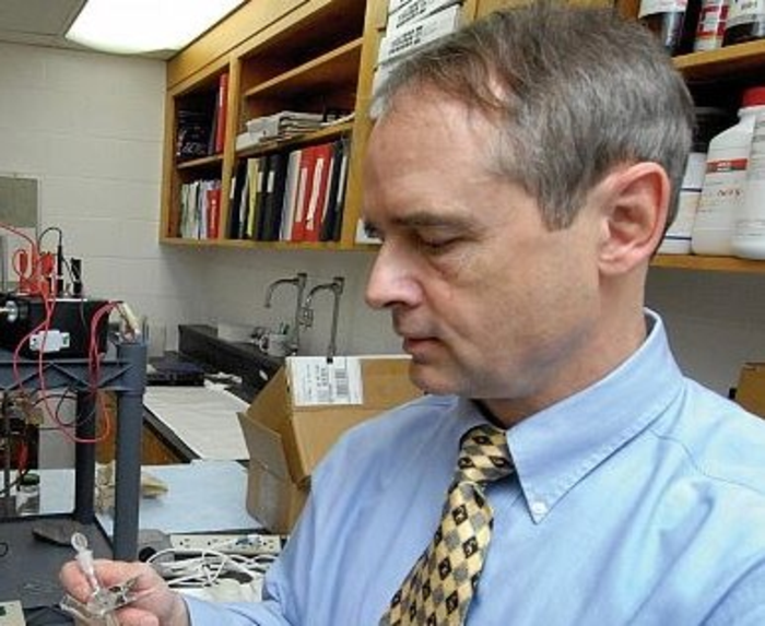 Gerald Kasting, pharmaceutical sciences researcher