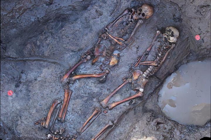 Skeletons of South-Siberian Steppe Nomads
