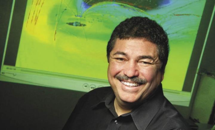 Ramon Lopez, University of Texas at Arlington