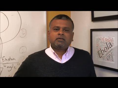 Dr. Kartik Chandran, Albert Einstein College of Medicine