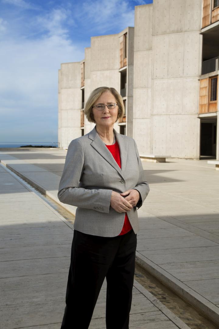 Elizabeth Blackburn, Salk Institute -