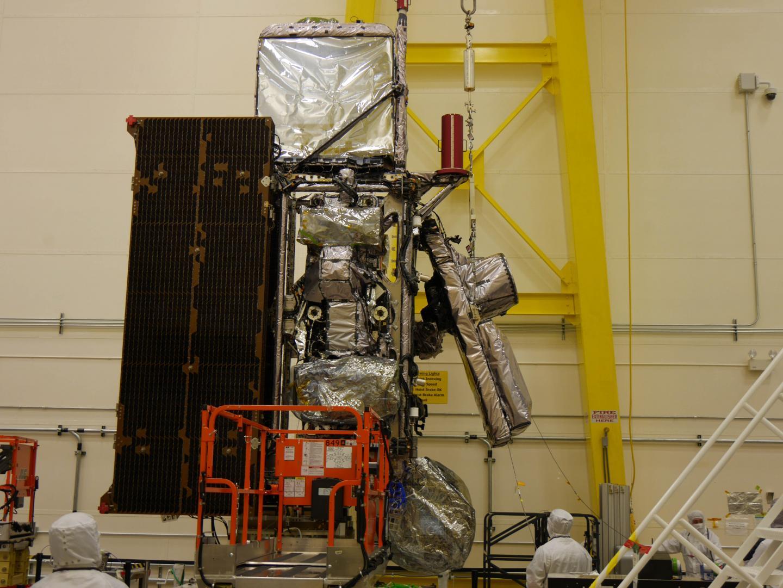 GOES-S Satellite
