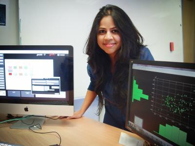 Anusha Mujumdar, Zonta International Amelia Earhart Fellowship Recipient