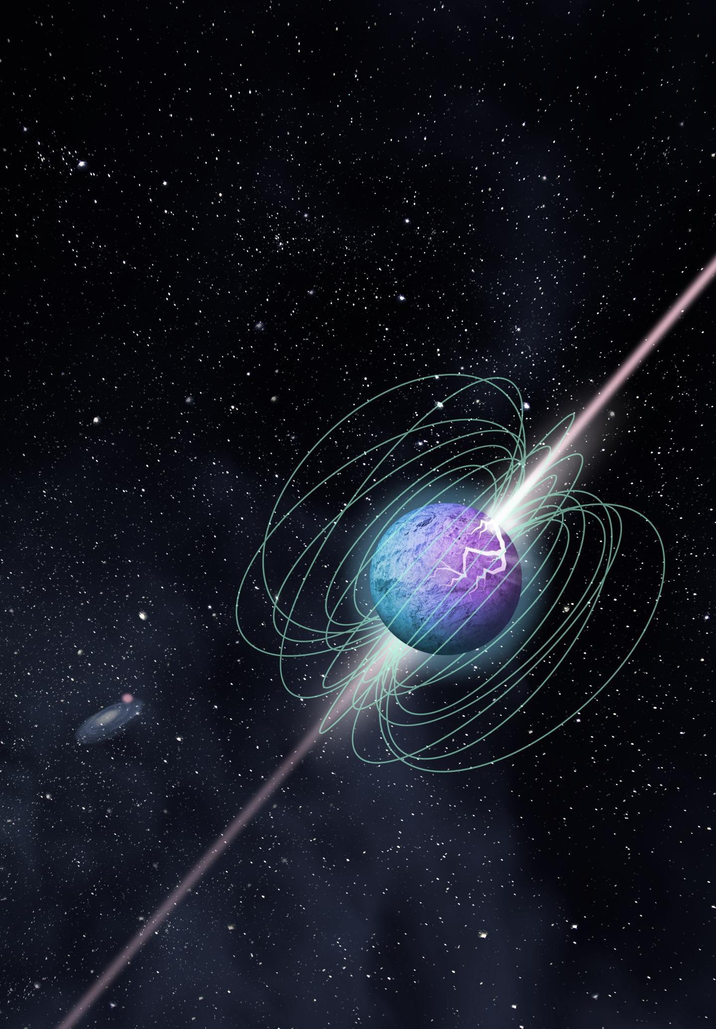 Magnetar in outburst
