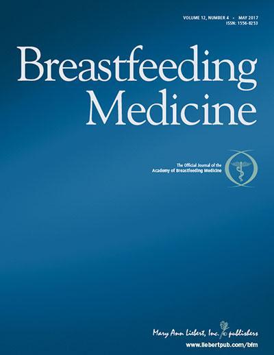 <i>Breastfeeding Medicine</i>
