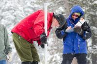 Measuring Snowpack