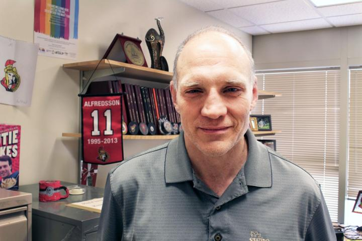 USask kinesiologist researcher Phil Chilibeck