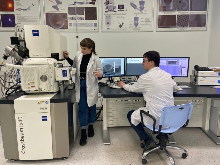 IKBFU Researchers