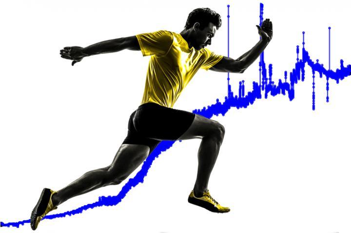 Sweat sensors track multiple factors in performance