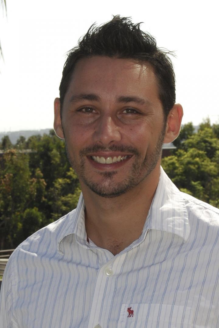 Associate Professor Oliver George, Scripps Research Institute