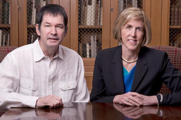 Dr. Jonathan Cohen and Dr. Helen Hobbs, UT Southwestern Medical Center