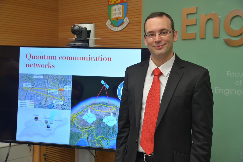 Dr. Giulio Chiribella, University of Hong Kong