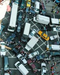 Gridlock Manhattan