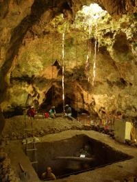 Kuumbi Cave