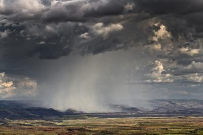 Heavy Rainfall Events Can Be More Common in a Warmer World