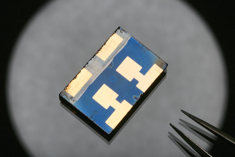 Perovskite Solar Cell Prototype