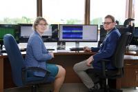 Prof. Anna Bartkiewicz and Dr Pawe? Wolak