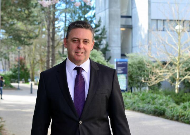 UBCMen's Health Expert John Oliffe