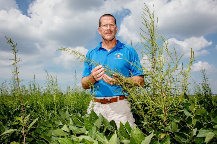 Aaron Hager, Illinois Crop Sciences
