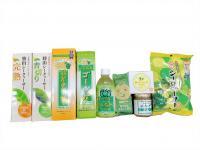 Shiikuwasha products - Katsuyama