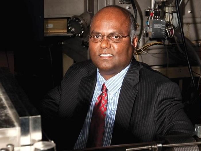 Venkat Selvamanickam, M.D. Anderson Chair Professor of Mechanical Engineering at the University of Houston
