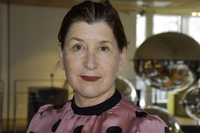 Yvonne Freund Levi Region Örebro län foto Elin Abelson 2021