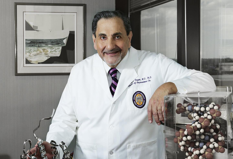 Nicolas G. Bazan, Louisiana State University Health Sciences Center