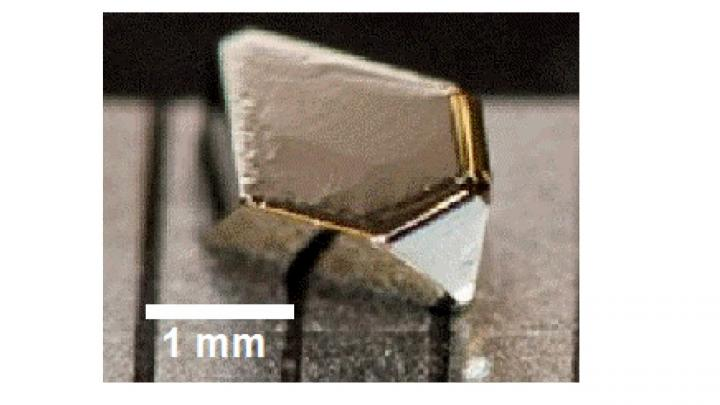 Iron Sulfide crystal
