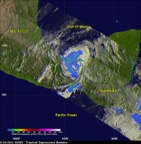 TRMM Image of Barbara