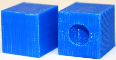 Deliberately Embedded Flaws In 3-D-Printed Objects (2 of 2)