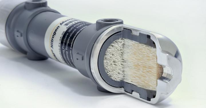 Furan-Based Fibers Could Separate Gasses More Effectively