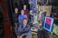 Electron Beam Pulser Team Members at Brookhaven Lab