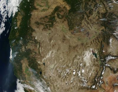 Fires Persist in California