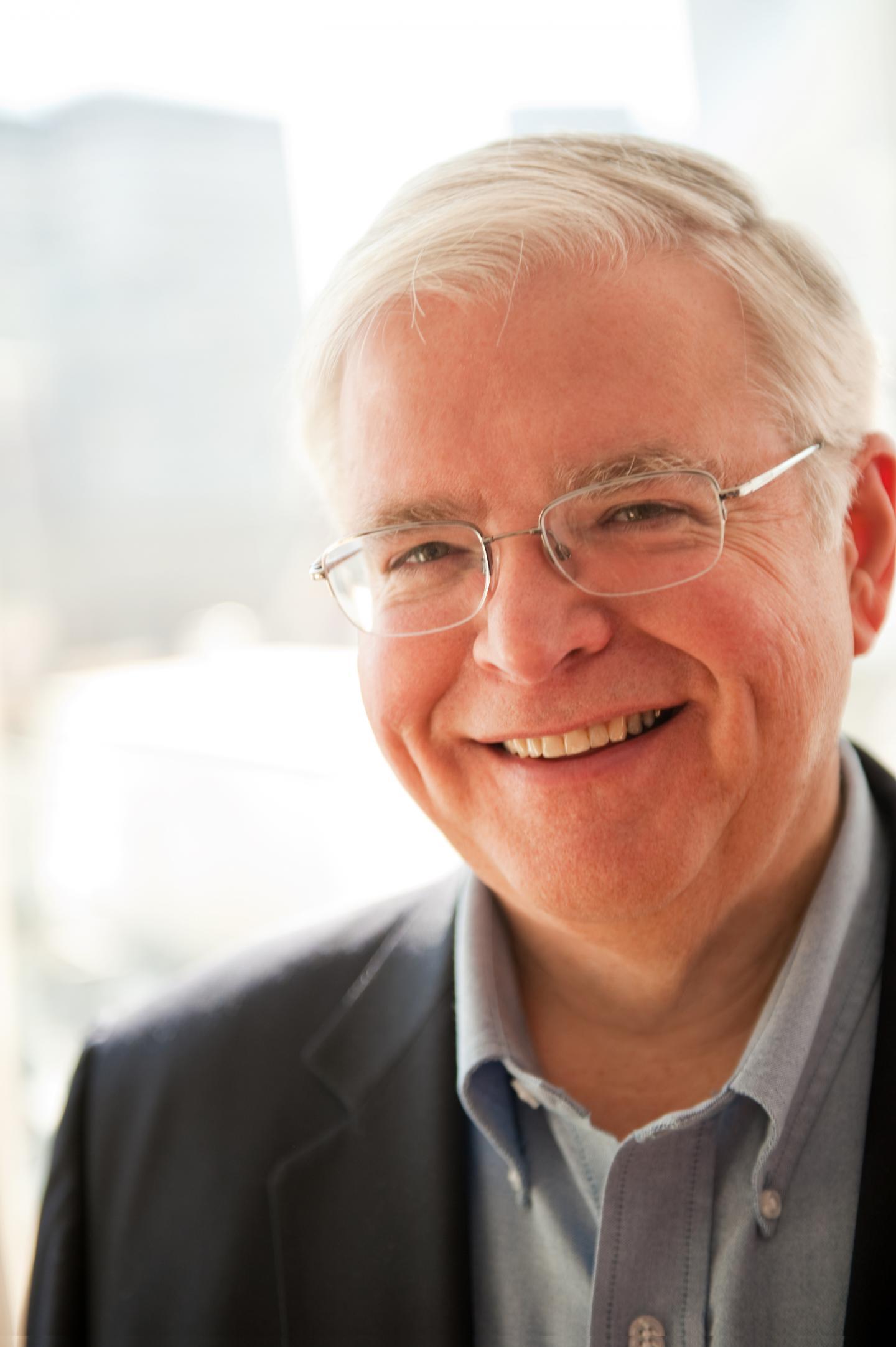 James Gusella, 2016 William Allan Award Recipient