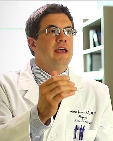 Antonio Jimeno, MD, PhD, University of Colorado Cancer Center